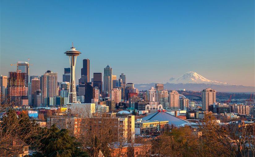 Seattle Marathon – State #16 – Nov. 25, 2018 – Seattle,WA